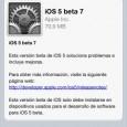 Apple está dando los últimos retoques a la nueva versión de su sistema operativo, y hace una horas ha publicado la que es ya su beta 7. Estas betas están disponibles para desarrolladores y como […]