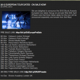 Skunk Anansie acaban de anunciar las fechas europeas de la gira de su inminente próximo álbum de estudio. Todavía no hay título, ni artwork, ni nada de nada, pero ya se pueden hacer los pedidos […]
